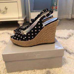 Jessica Simpson Shoes - Jessica Simpson Wedges - 8M